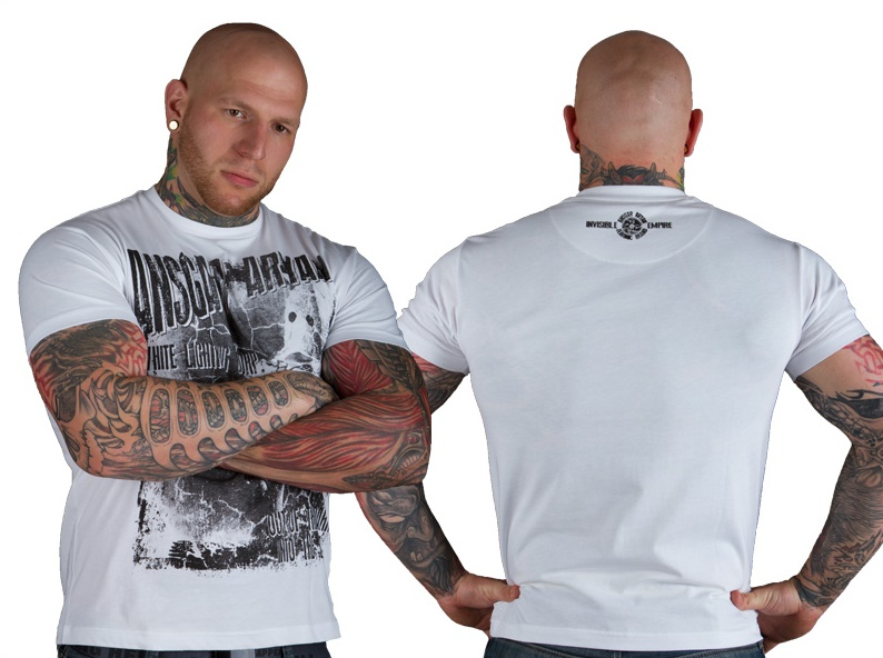 Ansgar Aryan T-Shirt Empire AATS87
