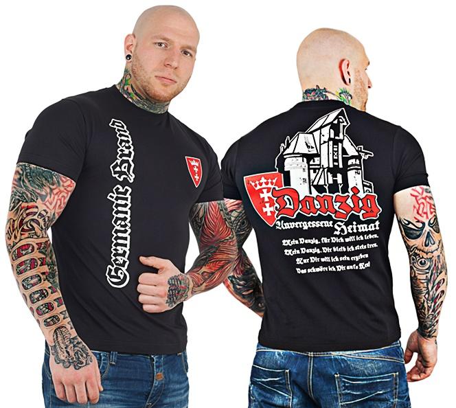 Ansgar Aryan T-Shirt Danzig