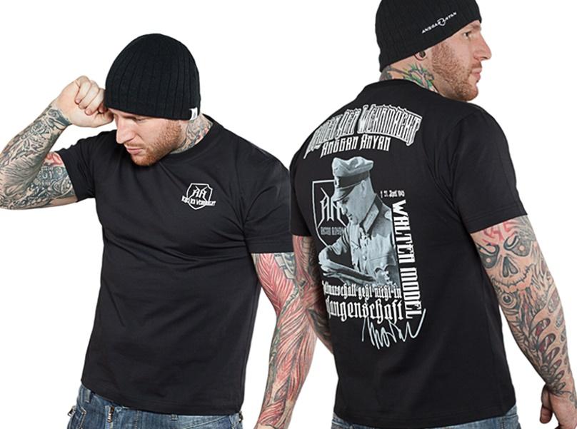 Ansgar Aryan T-Shirt Model