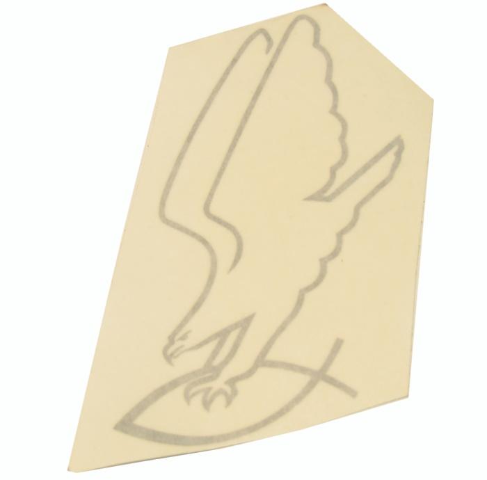 Aufkleber Adler f�ngt Fisch A23033