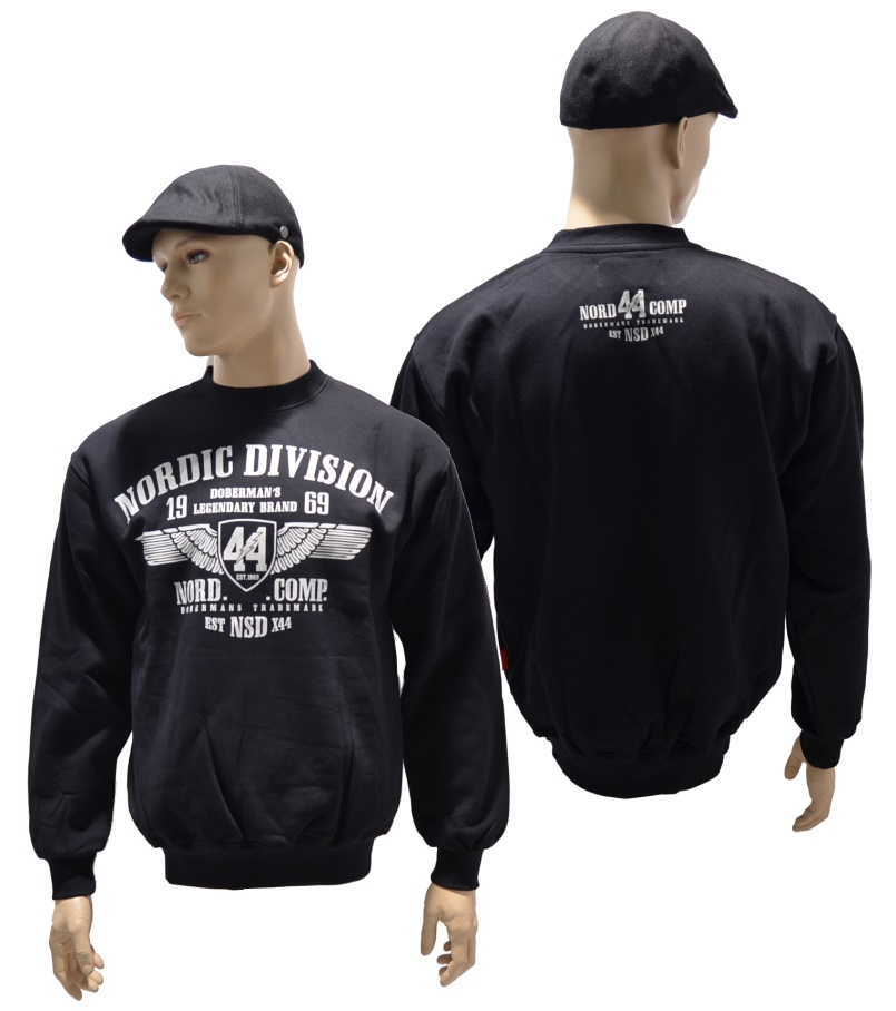 Dobermans Aggressive Sweatshirt Nord. Comp.