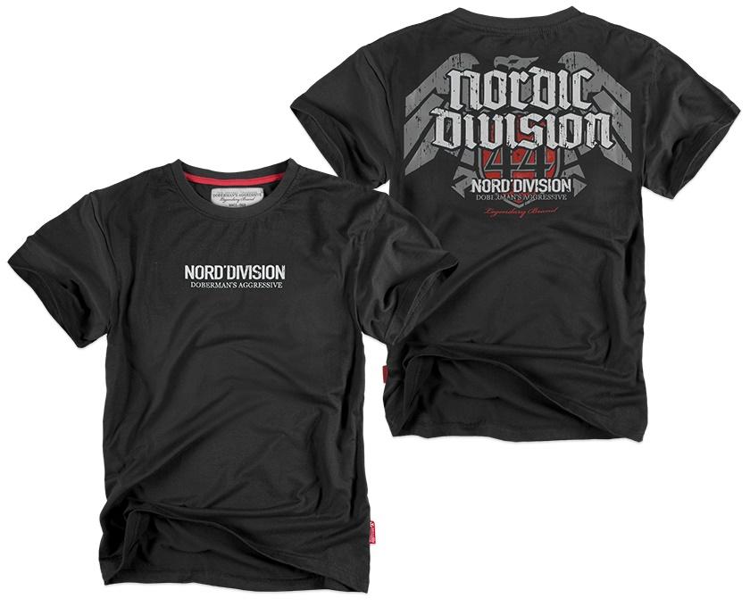 Dobermans Aggressive T-Shirt Nordic Division 3