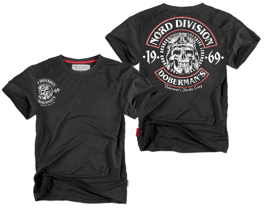 Dobermans Aggressive T-Shirt Nord Division 2