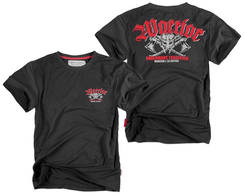 Dobermans Aggressive T-Shirt Warrior