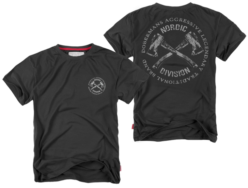 Dobermans Aggressive T-Shirt Nordic Division 6