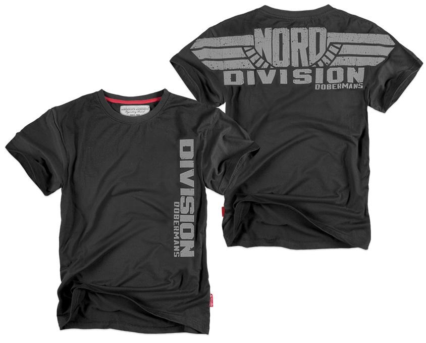 Dobermans Aggressive T-Shirt Nord Division 3
