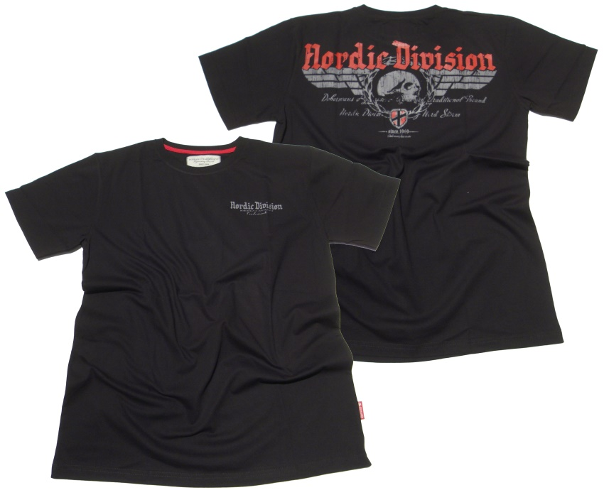 Dobermans Aggressive T-Shirt Nordic Division 7