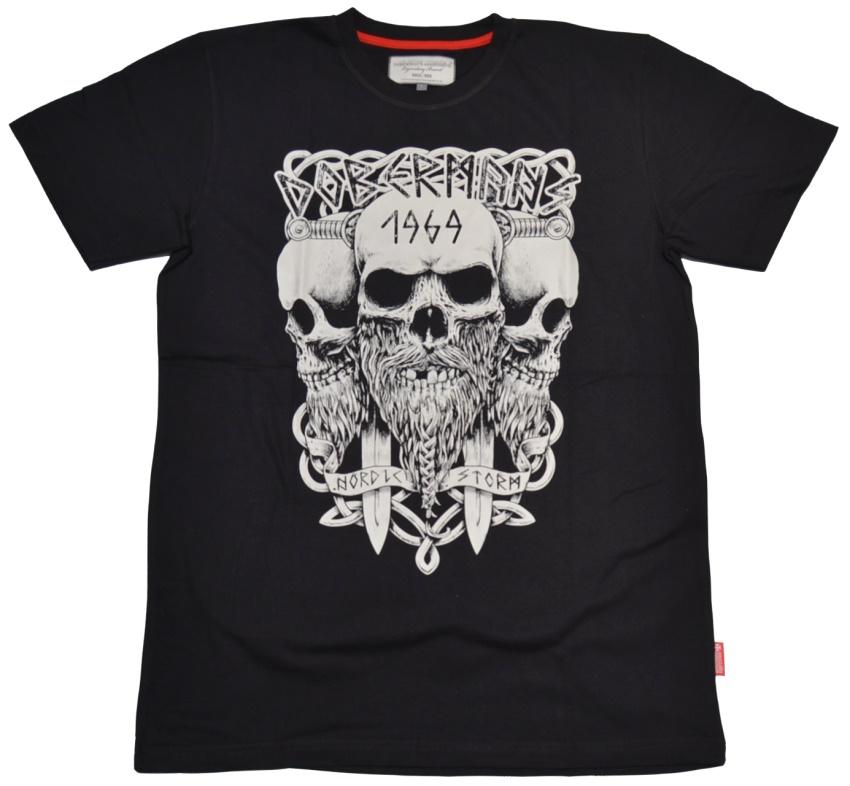 Dobermans Aggressive T-Shirt Viking