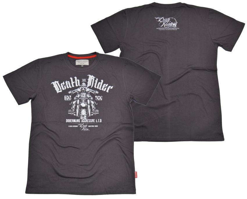 Dobermans Aggressive T-Shirt Death Rider