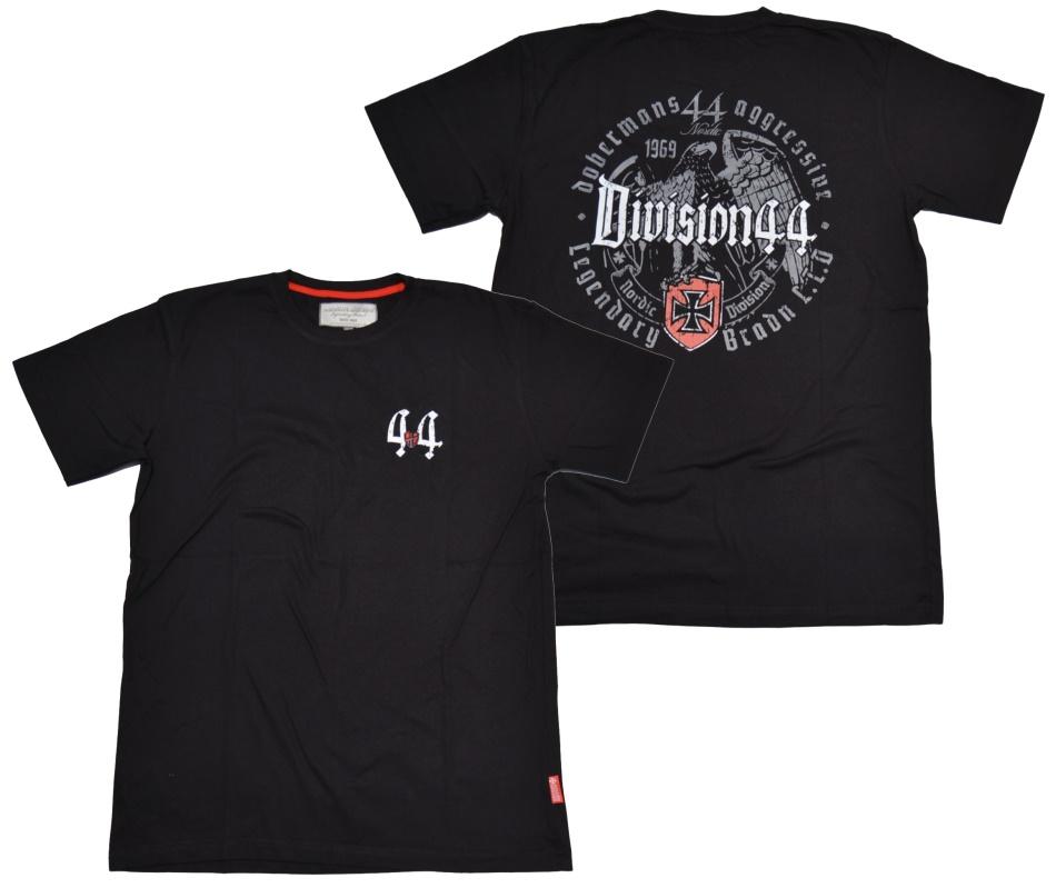 Dobermans Aggressive T-Shirt Division 44