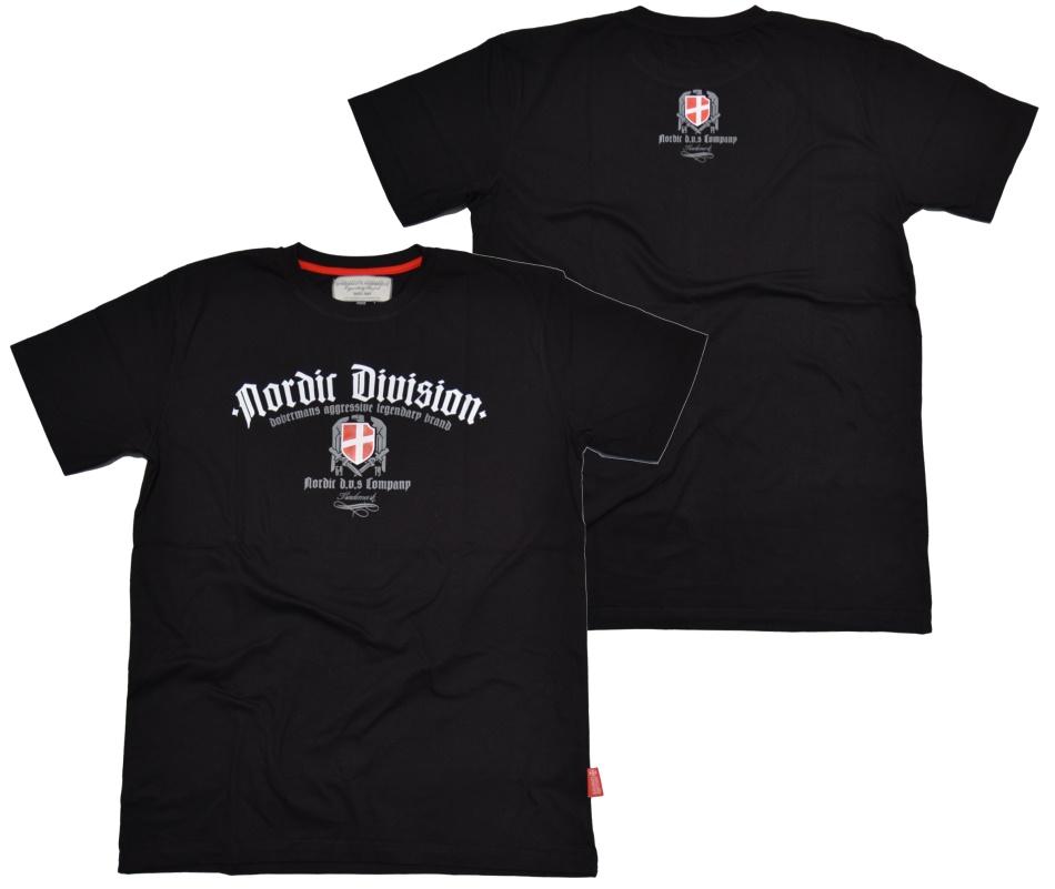 Dobermans Aggressive T-Shirt Nordic D.V.S.
