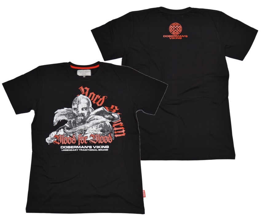 Dobermans Aggressive T-Shirt Blood For Blood 2