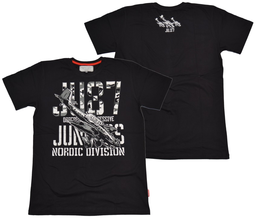 Dobermans Aggressive T-Shirt JU.87
