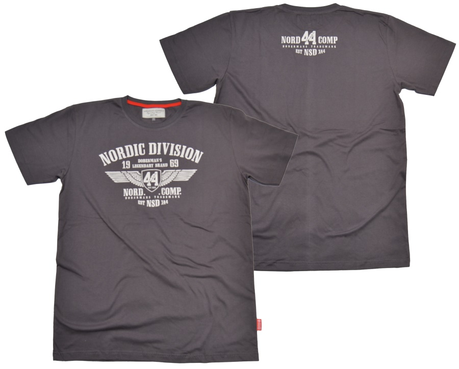 Dobermans Aggressive T-Shirt Nord. Comp.