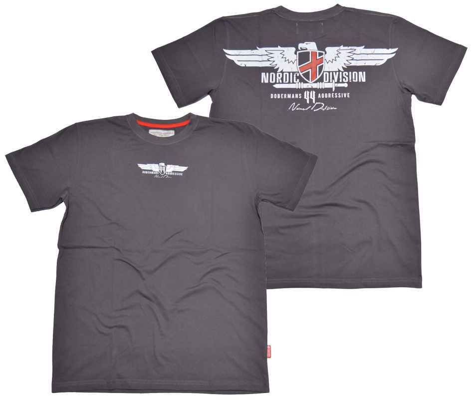 Dobermans Aggressive T-Shirt Nord Division 4