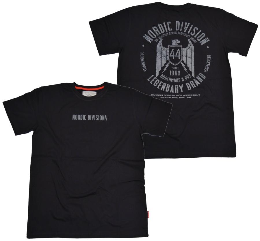 Dobermans Aggressive T-Shirt Nordic Division 8