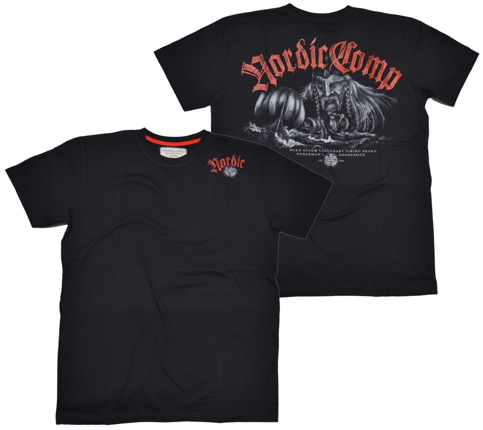 Dobermans Aggressive T-Shirt Nordic Comp