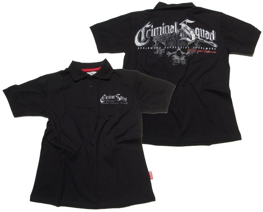 Dobermans Aggressive Poloshirt Criminal Squad