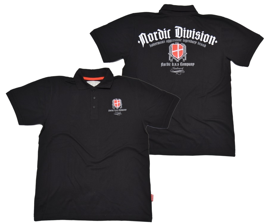 Dobermans Aggressive Polo-Shirt Nordic D.V.S.