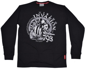 Mighty Warrior Longsleeve Viking Invasion