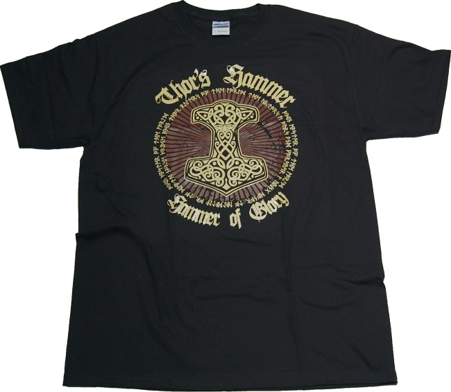 T-Shirt Thors Hammer