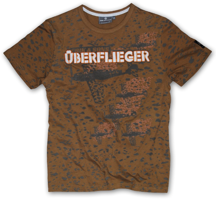 Erik and Sons T-Shirt Überflieger
