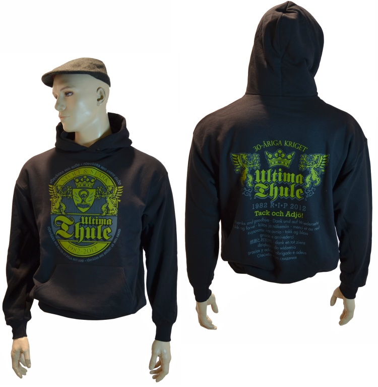 Kapuzensweatshirt Ultima Thule 30th Anniversary
