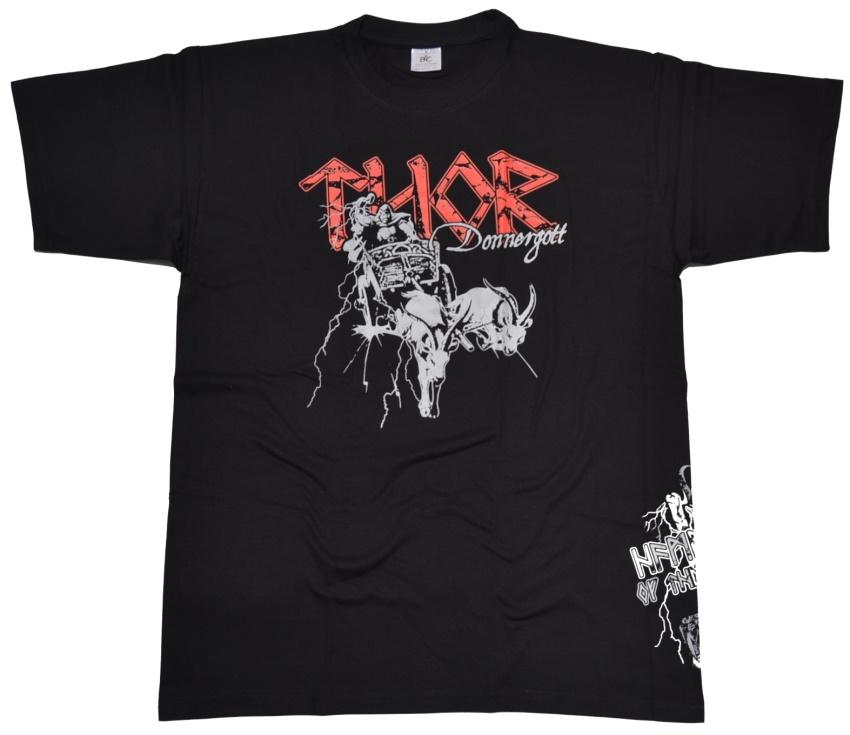 T-Shirt Thor Donnergott III