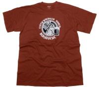 T-Shirt Echte Wikinger haben B(r)äuche G18