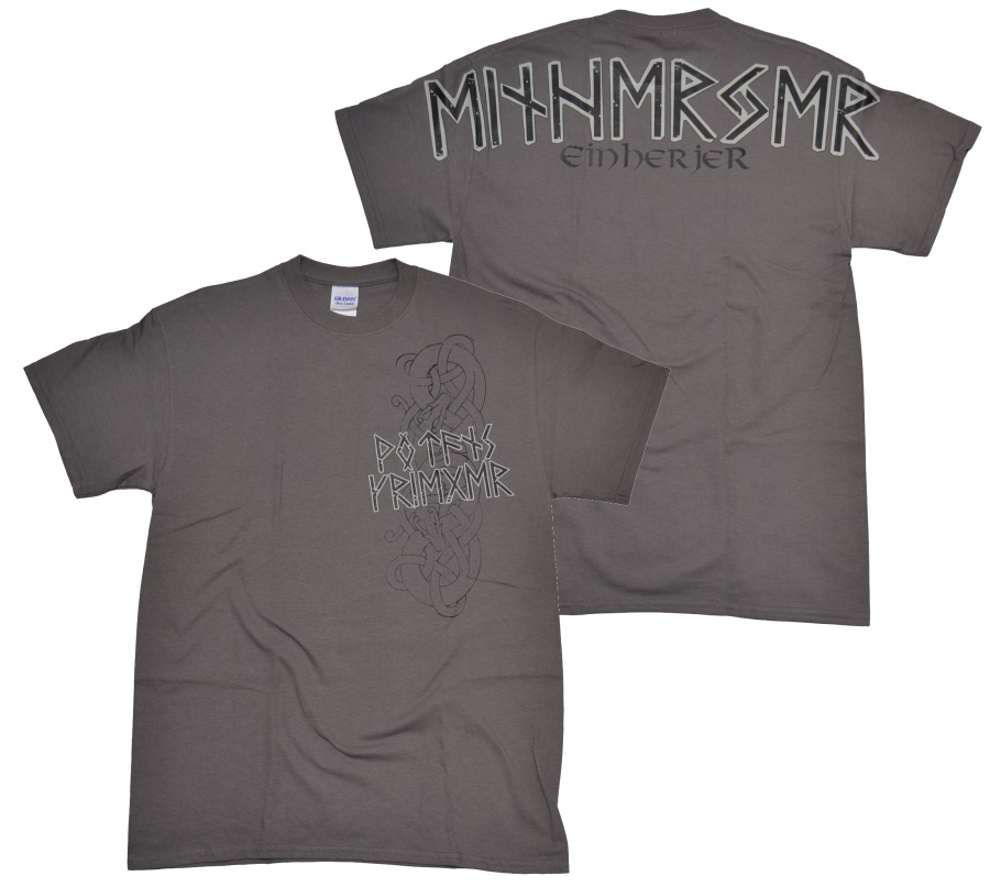 T-Shirt Wotans Krieger Einherjer