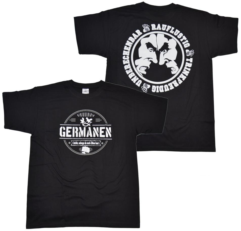 T-Shirt Germanen