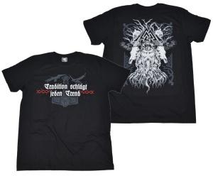 T-Shirt Lebensbaum Tradition schlägt jeden Trend
