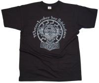 T-Shirt Wotan Lenker der Schlachten