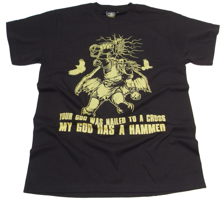 T-Shirt My God Your God
