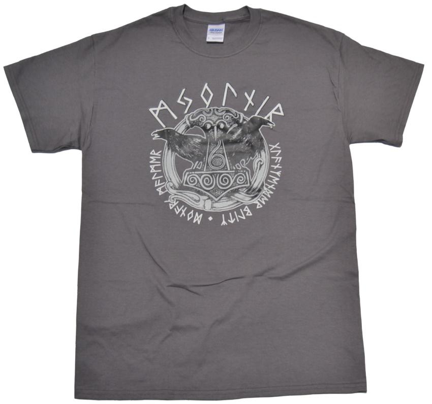 T-Shirt Mj�lnir