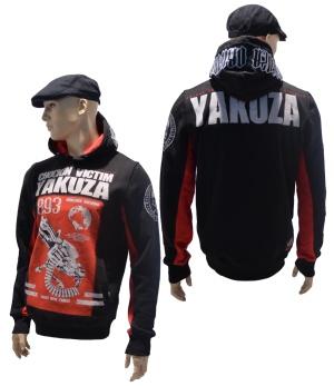 Yakuza Ink Kapuzensweatshirt Chockin Viktim