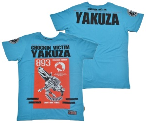 Yakuza Ink T-Shirt Chockin Victim