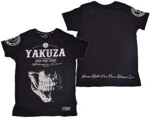 Yakuza Ink T-Shirt Daily Skull