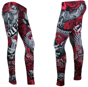 Yakuza Premium Damen Leggings GL2282
