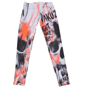 Yakuza Damen Leggings Allover LEB9145
