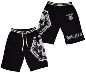 Yakuza Sweatshorts Skull Label