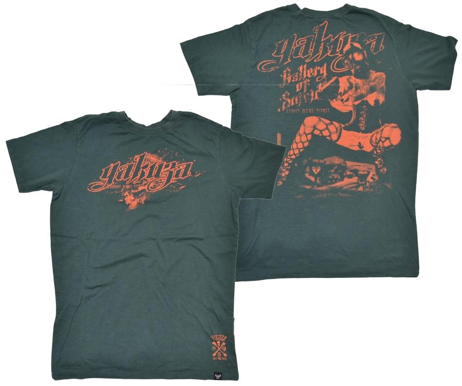 Yakuza T-Shirt Gallery Of Suicide