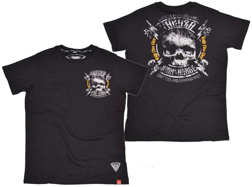 Yakuza T-Shirt Iron Horse