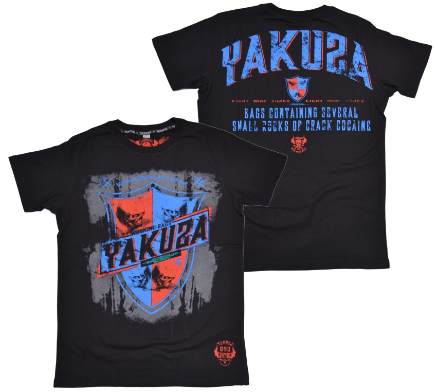Yakuza T-Shirt Working Bags
