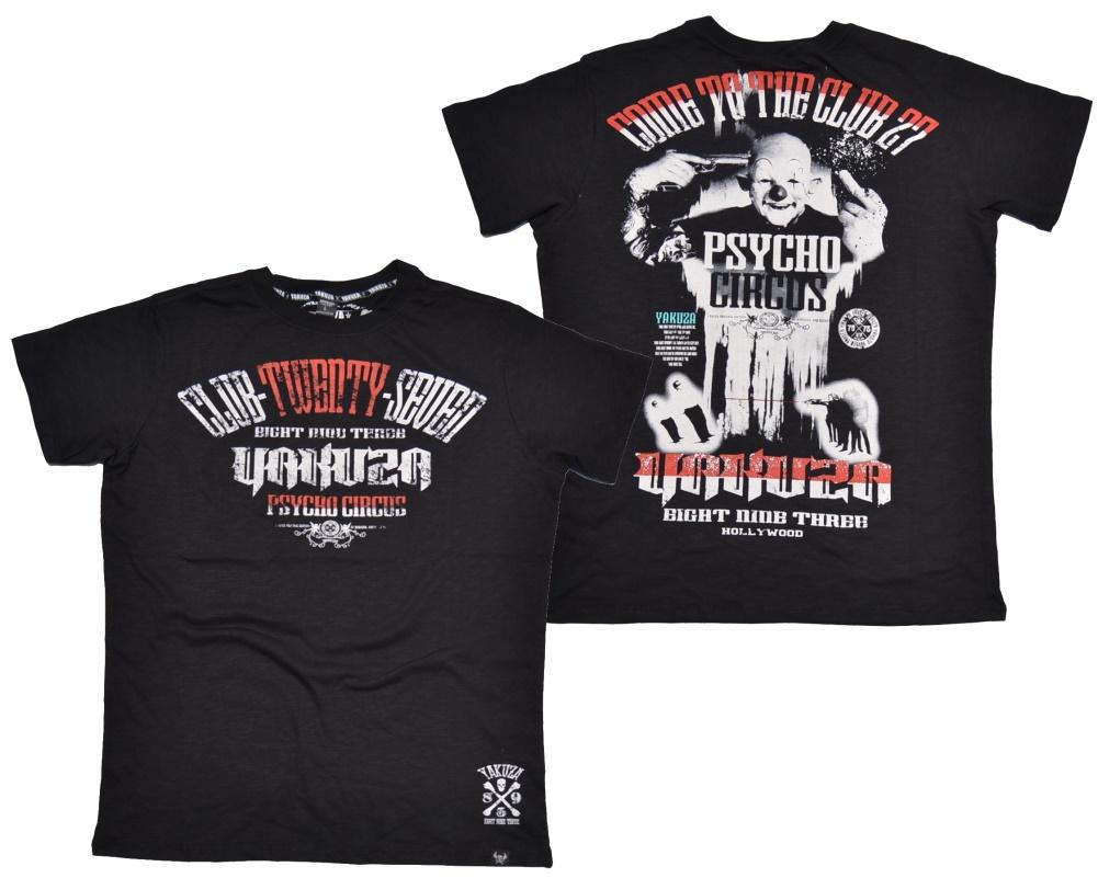 Yakuza T-Shirt Psycho Circus