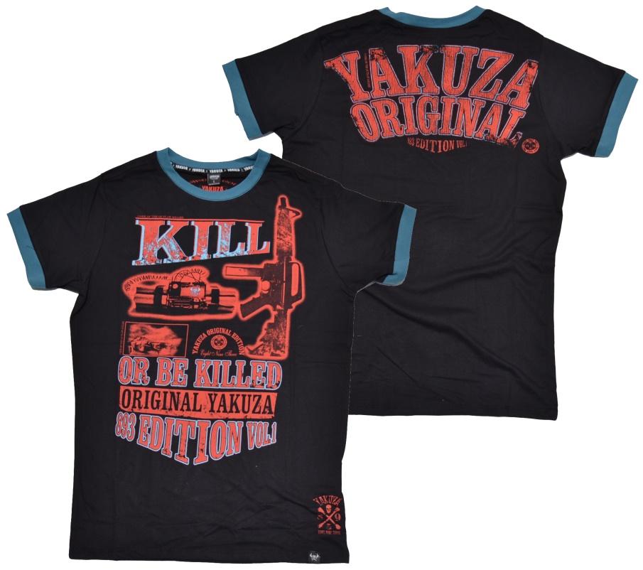 Yakuza T-Shirt Kill Or Be Killed