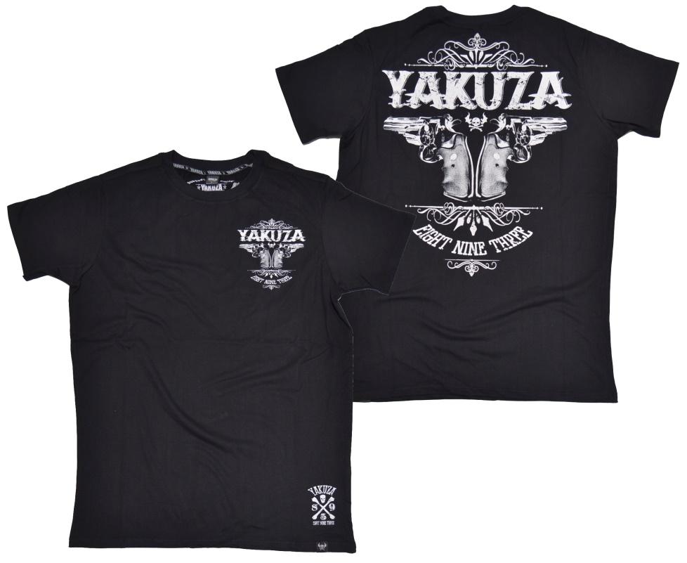 Yakuza T-Shirt Pistols