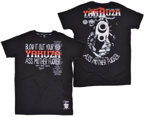 Yakuza T-Shirt Blow It Out