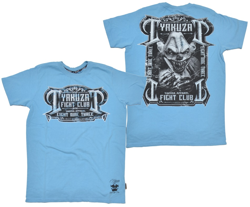 Yakuza T-Shirt Fight Club