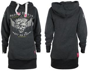 Yakuza Premium Damen Long Sweatshirt GH2346